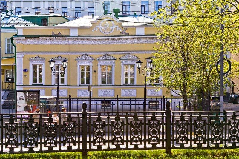 Гоголевский бульвар, 15