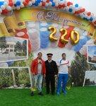 Старовеличковской - 220 лет