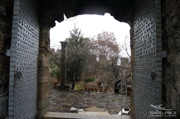 Вход в крепость Румели Хисары