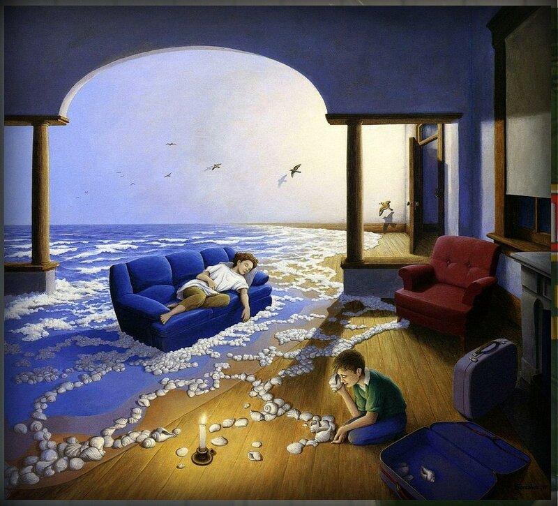 Магический реализм-сюрреализм Роба Гонсалвеса (13).JPG