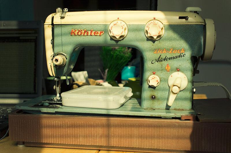 Мои швейные машины