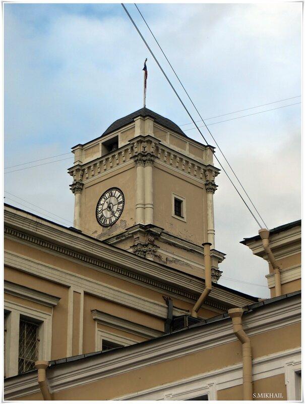 Московский вокзал.