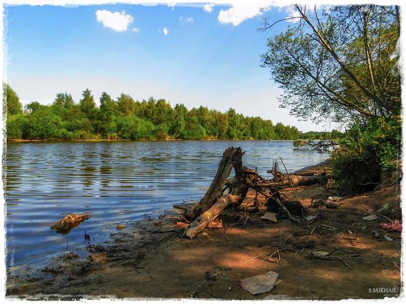 глухарка река рыбалка