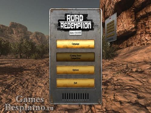 Road Redemption (2014)
