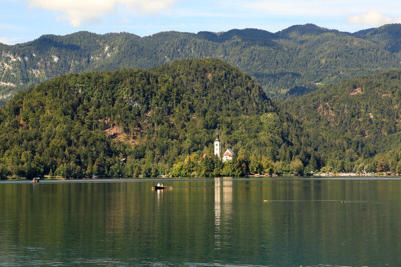 ����� ���� (Lake Bled) ��������