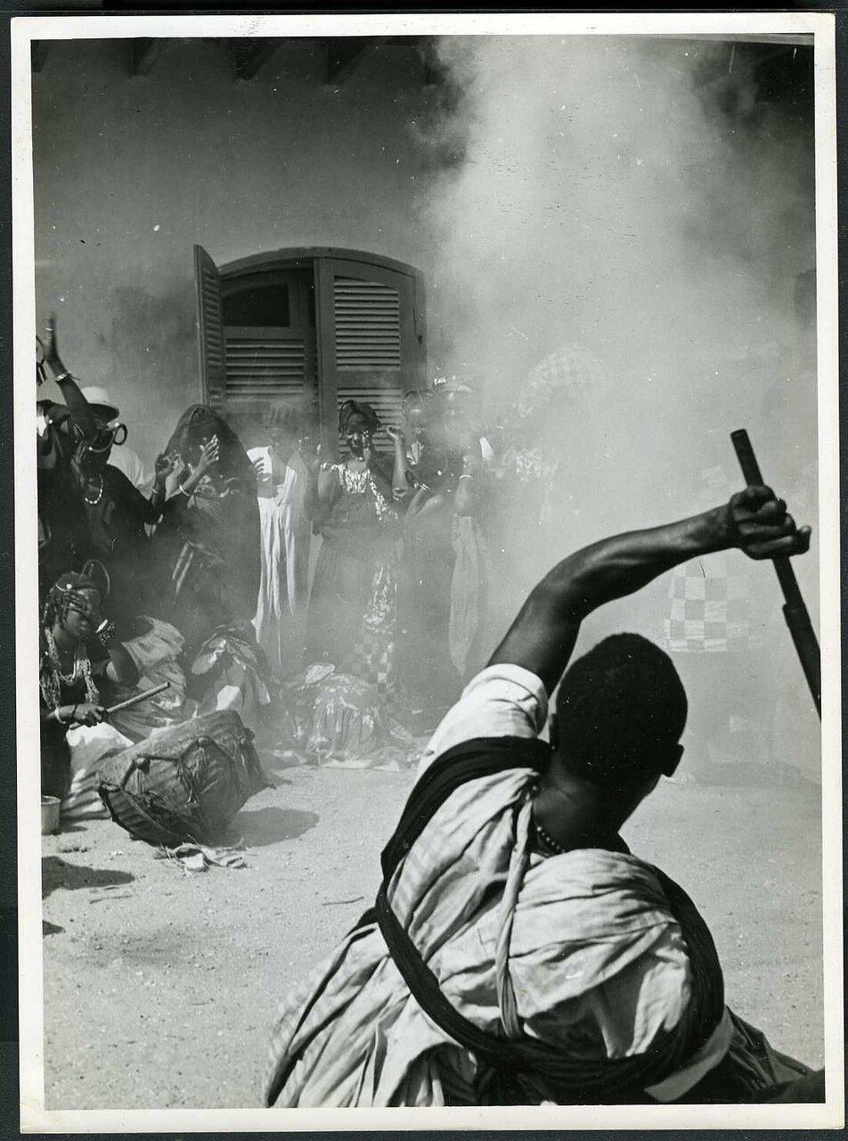 1930.Того. Племенные танцы