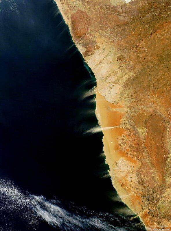 9. Перья пыли, песка и сероводорода