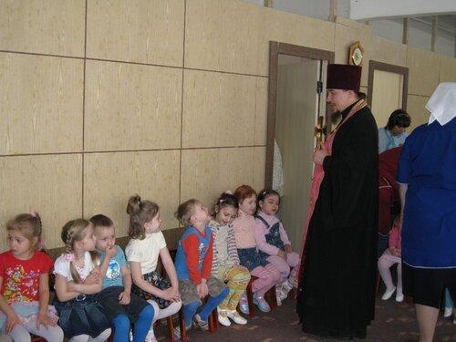 посещение ДС Березка