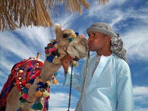 Два коренных жителя пустыни