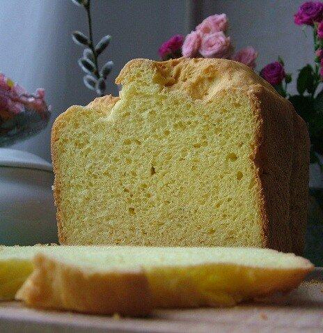 Хлеб пшенично-кукурузный с маком (духовка)