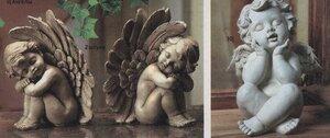 Как сделать скульптуру ангела своими руками 46