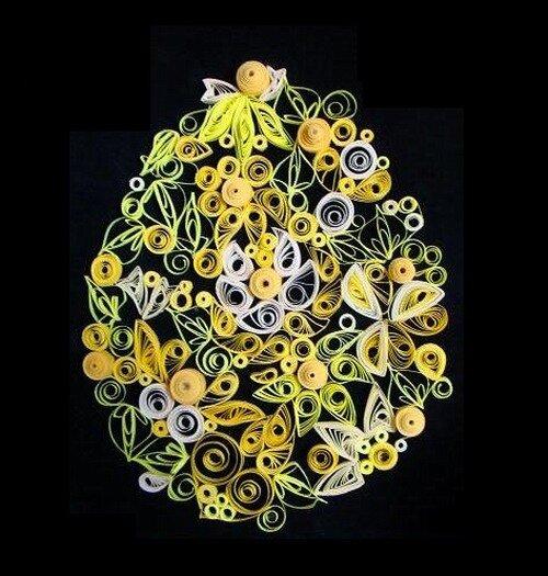 Цветы из бумаги квиллинг лучшие