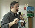 Дмитрий Володихин презентует свою книгу