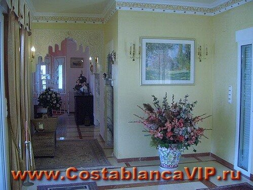 вилла в Denia, CostablancaVIP, вилла в Дении, вилла в Испании, недвижимость в Испании, Коста Бланка, арабская вилла
