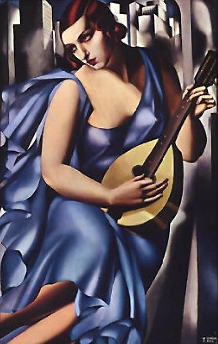 Лемпицка, Музыкант 1929, http://veniamin1.livejournal.com/profile