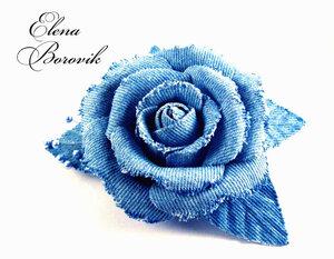 Цветы из джинсовой ткани - Страница 3 0_95bf6_63717750_M