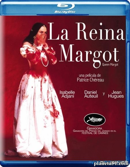 Королева Марго / La reine Margot [New Director's Cut] (1994/HDRip)