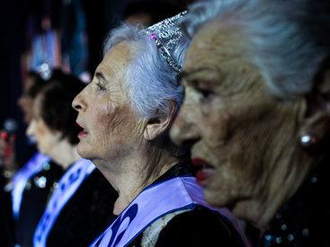Мисс, пережившая Холокост