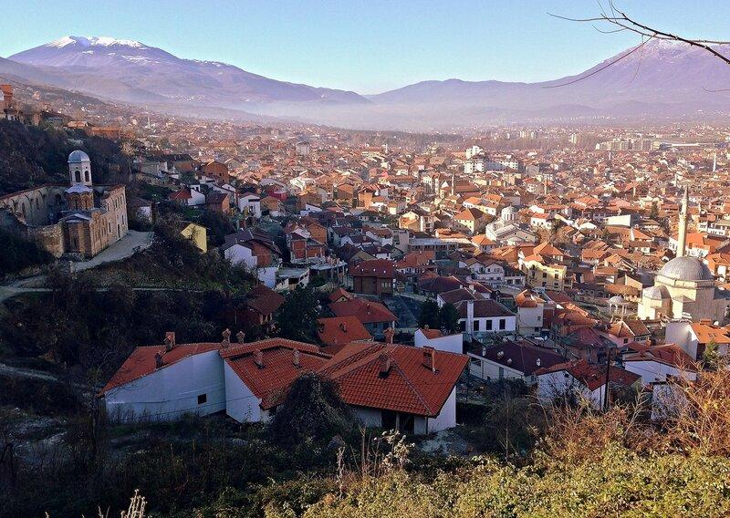 Призрень в Косово