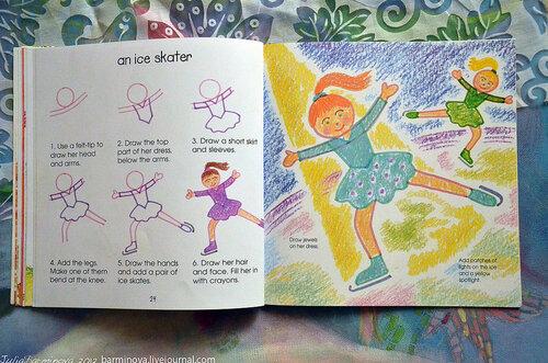 учимся рисовать с детьми