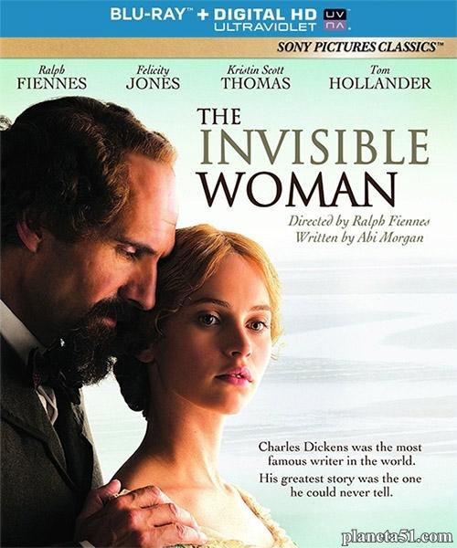 Невидимая женщина / The Invisible Woman (2013/BDRip/HDRip)