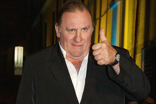 LOCARNO, SWITZERLAND - AUGUST 08:  Actor Gerard Depardieu attends 'Gerard Depardieu and Maurice Pialat tribute' during the 64th Festival del Film di Locarno on August 8, 2011 in Locarno, Switzerland.  (Photo by Vittorio Zunino Celotto/Getty Images)