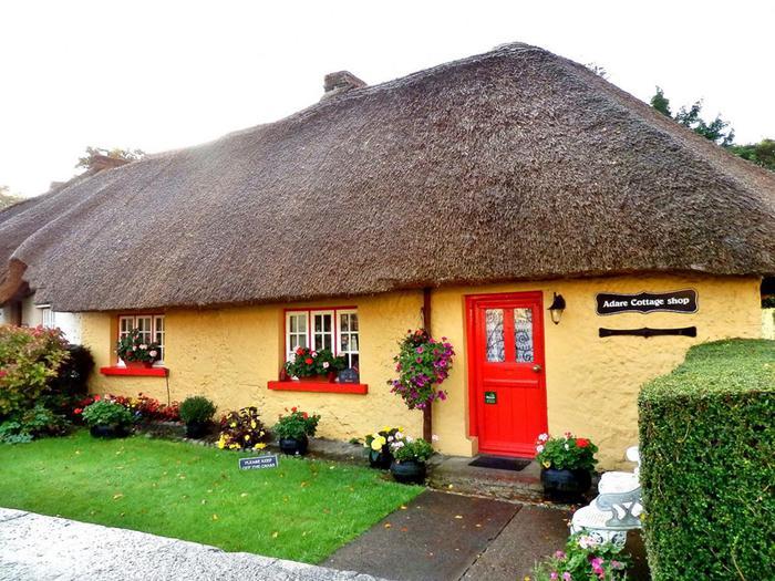 Адэр, самая красивая деревня Ирландии 0 10cfa5 1664da91 orig