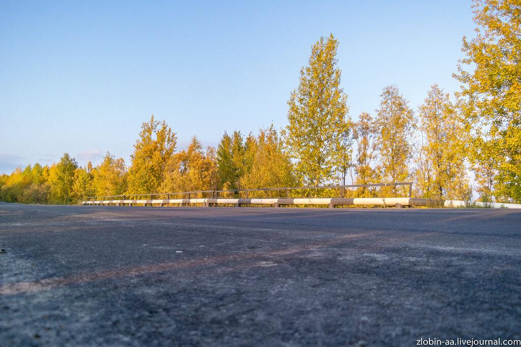 В погоне за осенью...
