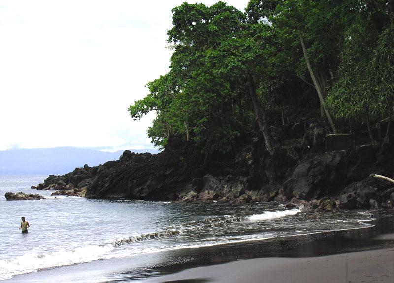 Пляж Суамадаха