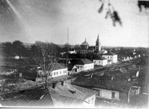 Киевская. Петропавловский храм
