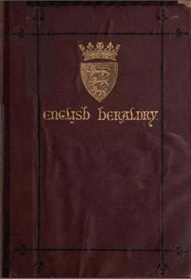 Книга English heraldry