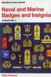 Книга Naval and Marine Badges and Insignia of World War 2