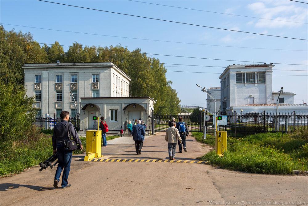 Молога и Рыбинское водохранилище