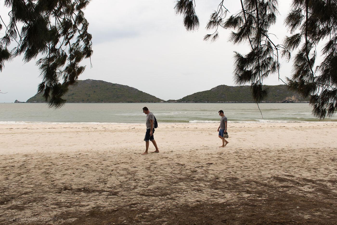 Фотография 7. Безмятежный отдых на море. Отчеты туристов о самостоятельном путешествии в Таиланд из Екатеринбурга в феврале  (100, 24, F=8.0, 1/160)
