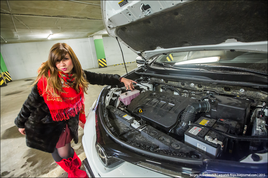 Test-drive Toyota RAV4 / Тест-драйв Toyota RAV4