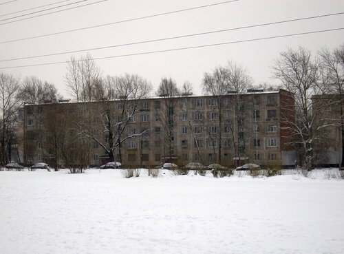 ул Новосёлов 31