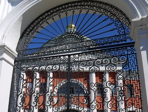 Обитель иконы Казанской Богородицы. Крестовоздвиженский храм