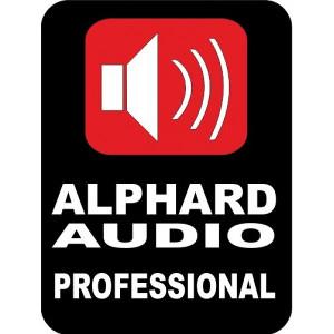 динамики Alphard
