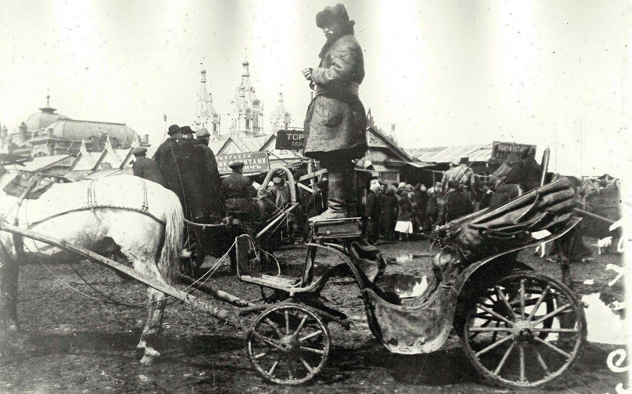 Красноярский легковой извозчик