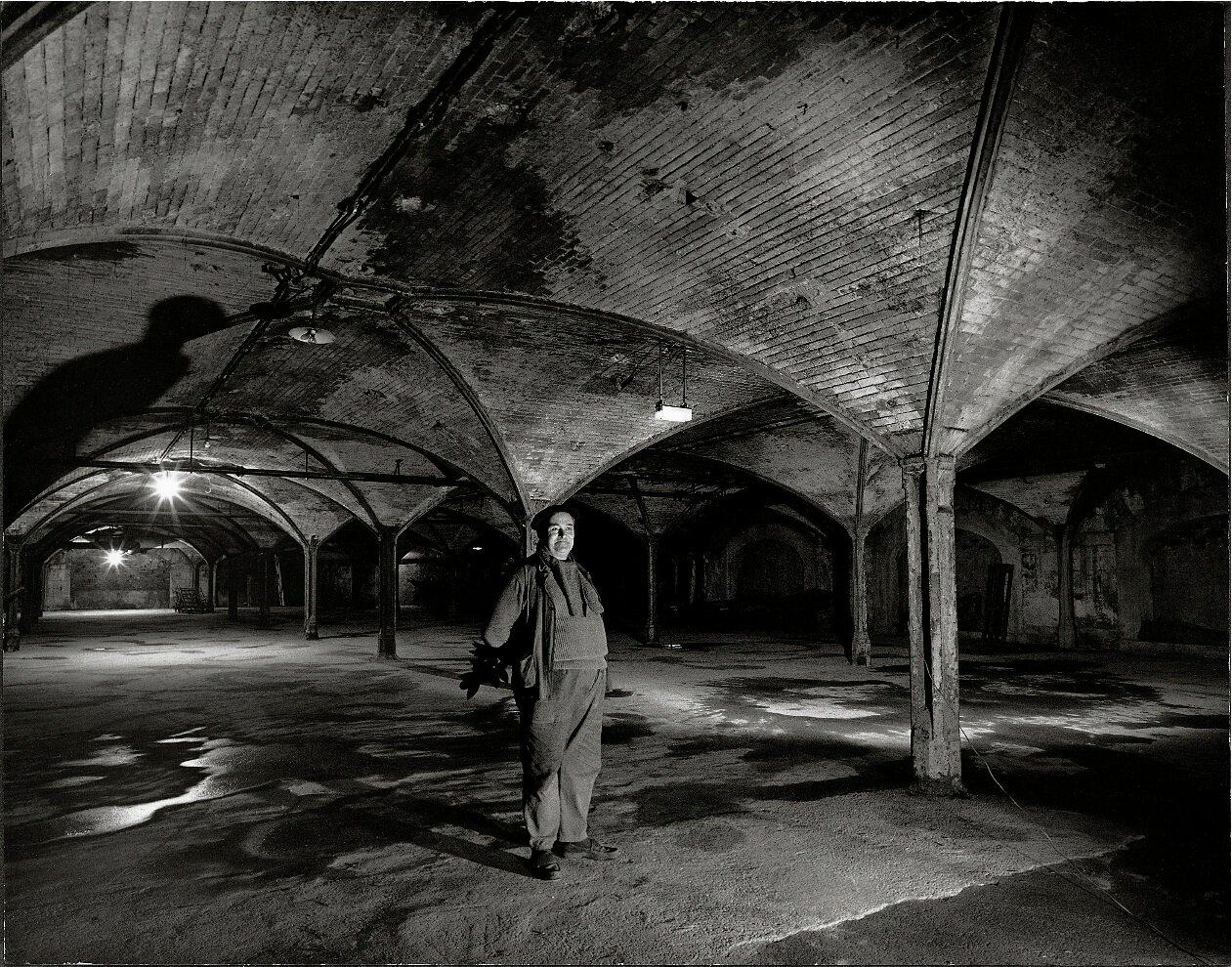 1968. Подвал в Ле-Аль