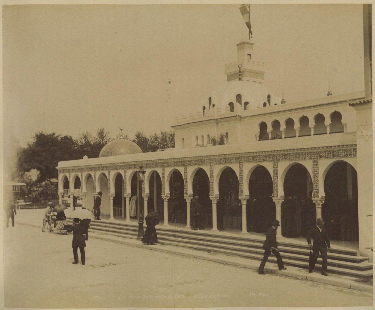 Алжирский базар