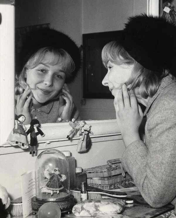 1963.Портрет Поль Ноэль