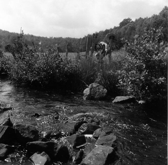 1964. Маленький рыбак