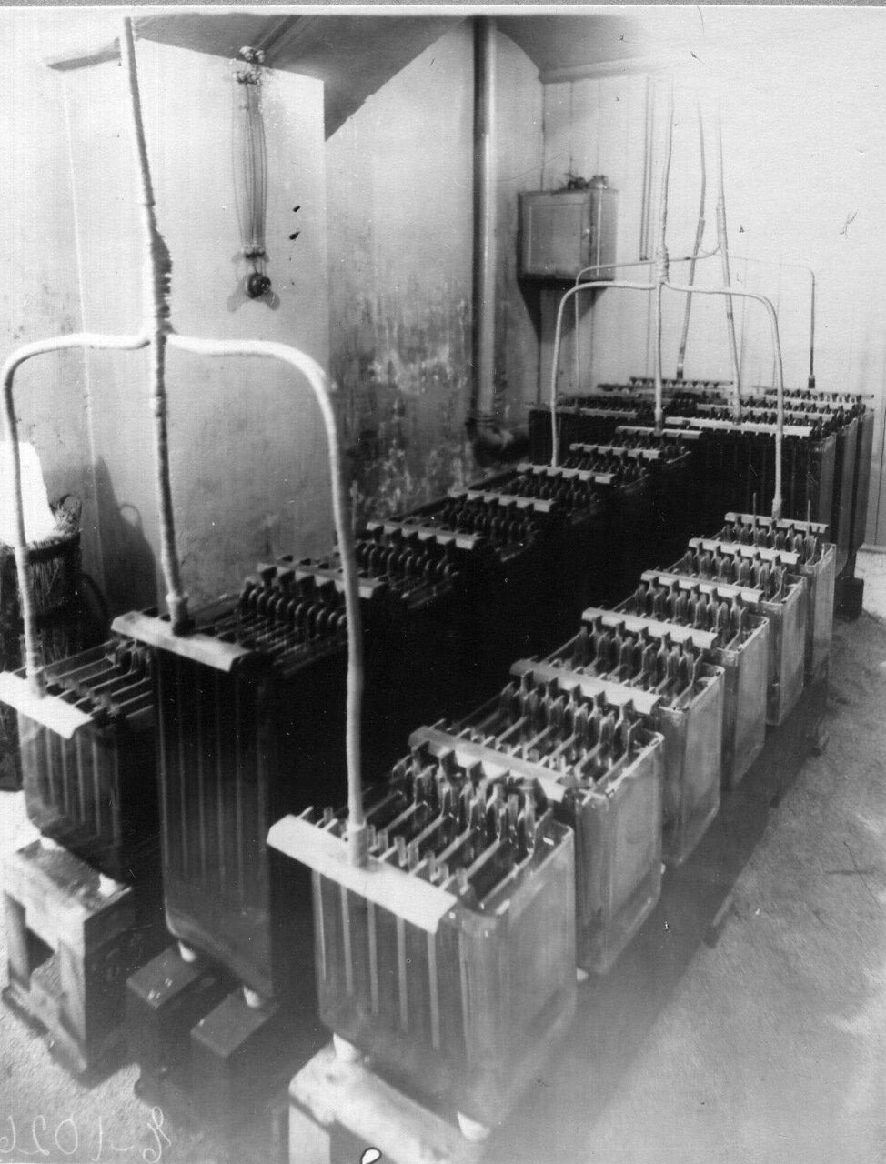 41. Электрические аккумуляторы