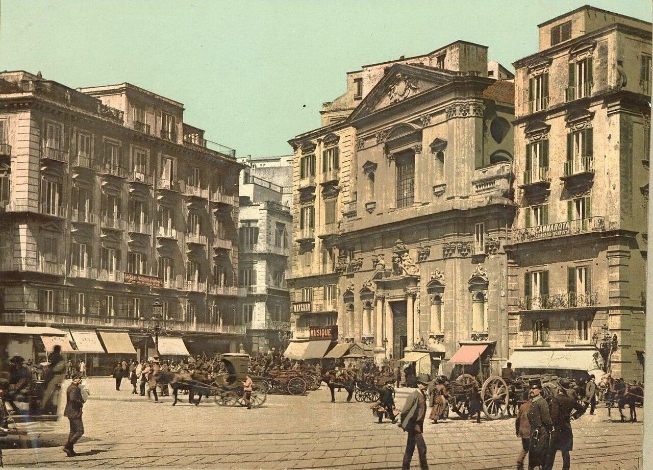 Площадь Сан Фернандо
