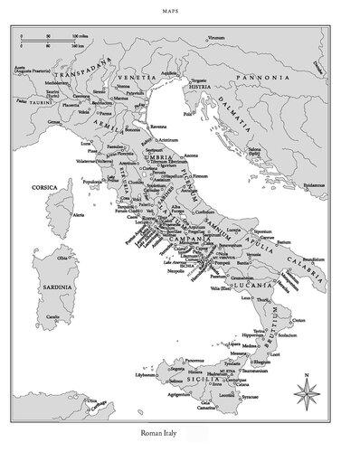 Италия периода Римской империи