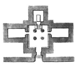 Абахуда (Джебель-Адда), план