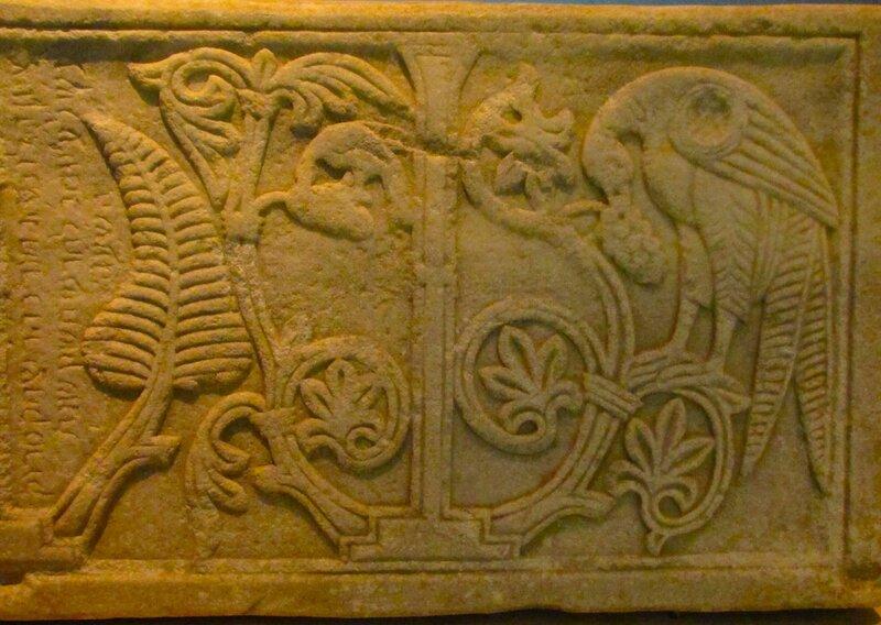 Византия. Стёсаный историей крест.