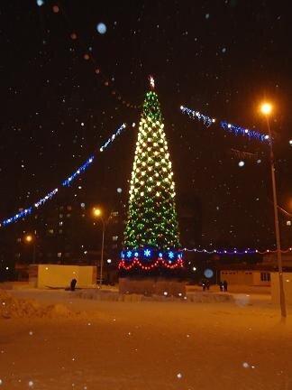г. Новокузнецк. Новый Год