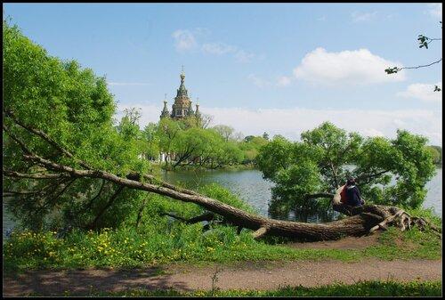 Петергоф. 28 мая 2011.